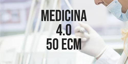 Medicina 4.0 50 ECM
